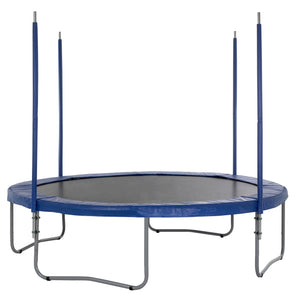Upper Bounce  4 Straight Trampoline Safety Enclosure Poles with Hardware  (Net Sold Separately)