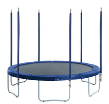 Load image into Gallery viewer, Upper Bounce  6 Straight Trampoline Safety Enclosure Poles with Hardware  (Net Sold Separately)