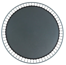 "Load image into Gallery viewer, Upper Bounce  Replacement Jumping Mat, Fits 12 ft Round Trampoline Frame with 84 V-Hooks, using 6.5"" springs"
