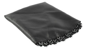 "Upper Bounce  Replacement Jumping Mat, Fits 12 ft Round Trampoline Frame with 84 V-Hooks, using 6.5"" springs"