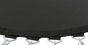 "Upper Bounce  Replacement Jumping Mat, Fits 17 x 15 FT Oval Trampoline Frame with 96 V-Hooks, using 7"" springs"