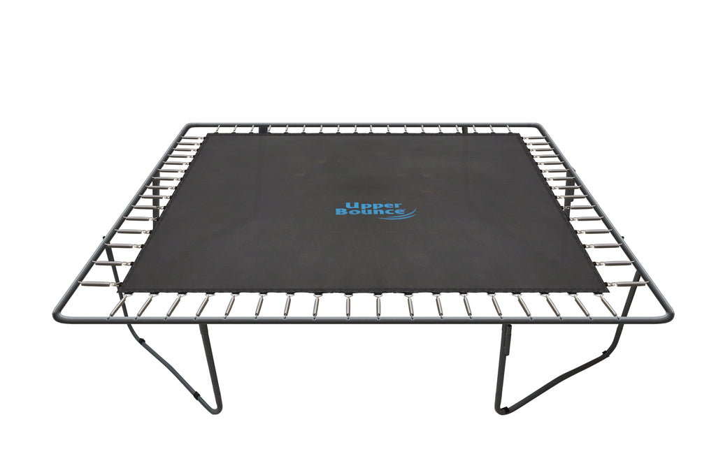 "Upper Bounce  Replacement Jumping Mat, Fits 13' x 13' Square Trampoline Frame with 84 V-Hooks, using 7.5"" springs"