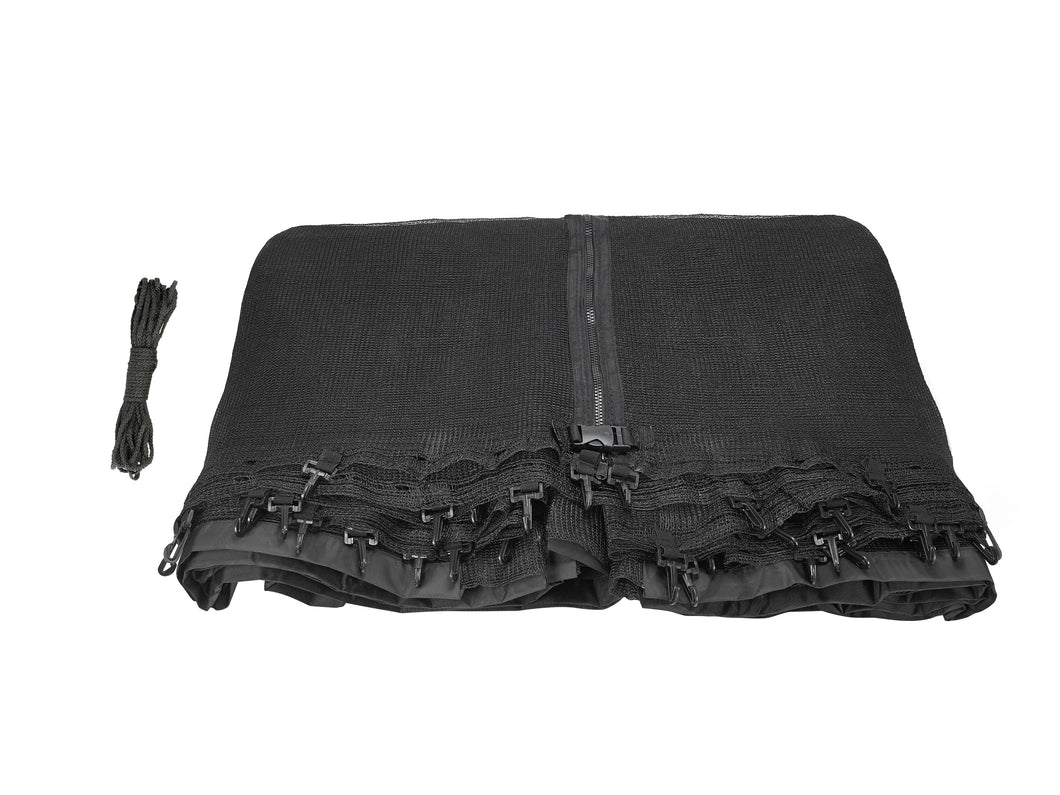 Trampoline Replacement Safety Net for Upper Bounce 8' X 14' Rectangular Trampoline