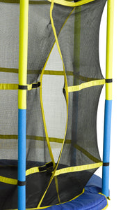 "Upper Bounce  Trampoline Jumping Mat With Attached Safety Net and Clips, Fits 55"" Round Trampoline Frame"