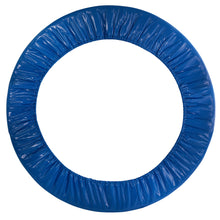 "Load image into Gallery viewer, Upper Bounce  Replacement Safety Pad, Fits 36"" Round Mini Rebounder Trampoline with 6 Legs- Blue"