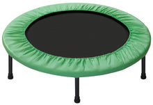 "Load image into Gallery viewer, Upper Bounce  Replacement Safety Pad, Fits 38"" Round Mini Rebounder Trampoline with 6 Legs- Green"