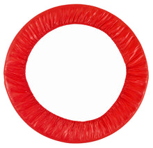 "Load image into Gallery viewer, Upper Bounce  Replacement Safety Pad, Fits 44"" Round Mini Rebounder Trampoline with 6 Legs- Red"