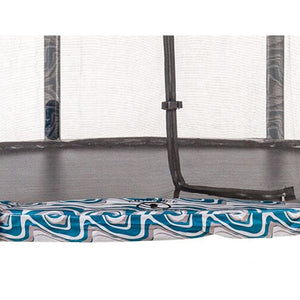 Upper Bounce  Super Spring Cover - Safety  Pad, Fits 16 FT Round Trampoline Frame - Maui Marble
