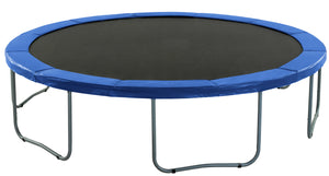 Upper Bounce  Super Spring Cover - Safety Pad, Fits 16 FT Round Trampoline Frame - Blue