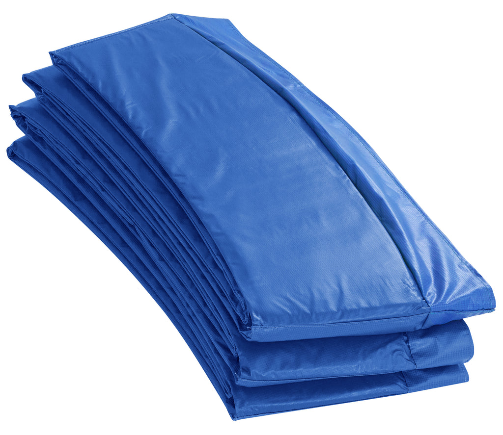 Upper Bounce  Super Spring Cover - Safety Pad, Fits 12 FT Round Trampoline Frame - Blue