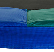 Load image into Gallery viewer, Upper Bounce  Super Spring Cover - Safety Pad, Fits 12 FT Round Trampoline Frame - Blue/Green