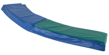 Load image into Gallery viewer, Upper Bounce  Super Spring Cover - Safety Pad, Fits 15 FT Round Trampoline Frame - Blue/Green