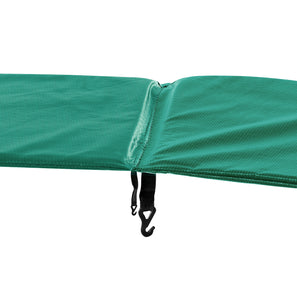 Upper Bounce  Super Spring Cover - Safety Pad, Fits 14 FT Round Trampoline Frame - Green