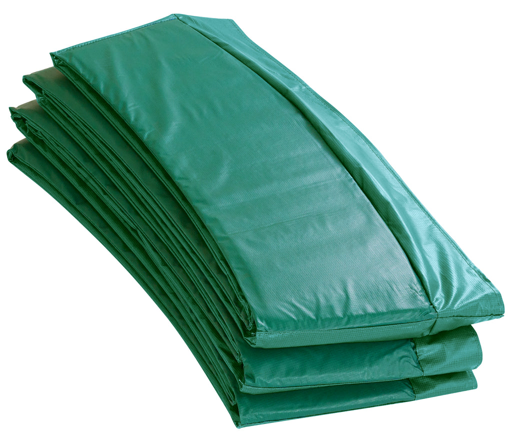 Upper Bounce  Super Spring Cover - Safety Pad, Fits 15 FT Round Trampoline Frame - Green