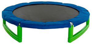 Upper Bounce  Trampoline Replacement Jumping Mat With Attached Safety Pad, Fits 7' Round Trampoline Frame