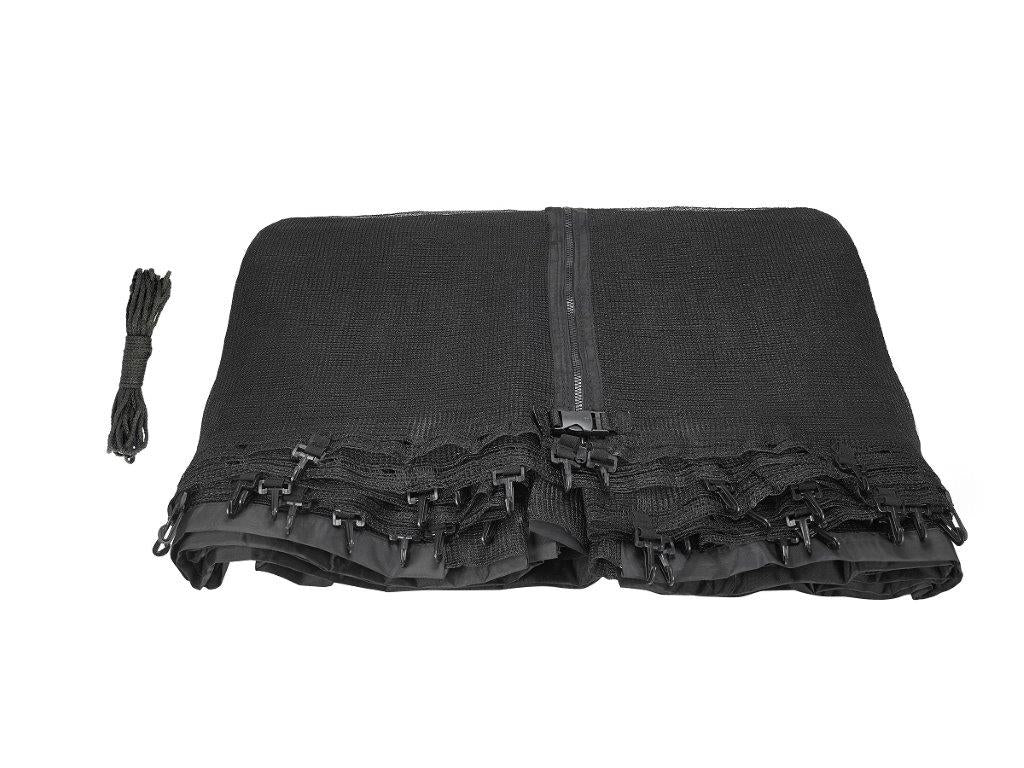 Trampoline Replacement Safety Net for Upper Bounce 9' X 15' Rectangular Trampoline