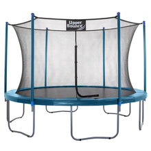 Load image into Gallery viewer, Upper Bounce  14 FT Round Trampoline Set with Safety Enclosure System - Aquamarine