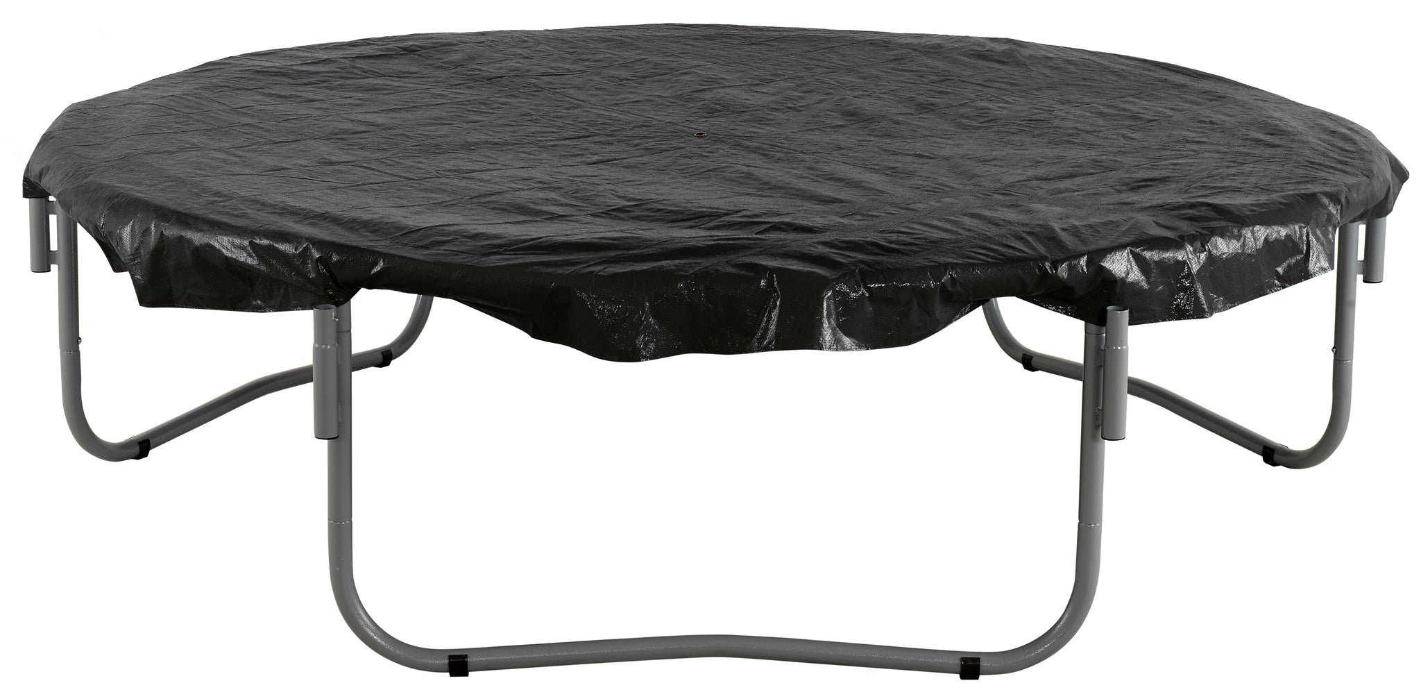 Upper Bounce 16 Trampoline Protection Cover Fits for 16 FT Black Round Trampoline Frames Weather /& Rain Cover