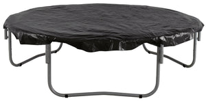 Upper Bounce  Weather-Resistant Protective Trampoline Cover, Fits 16 FT Round Frame - Black