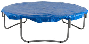 Upper Bounce  Weather-Resistant Protective Trampoline Cover, Fits 14 FT Round Frame - Blue