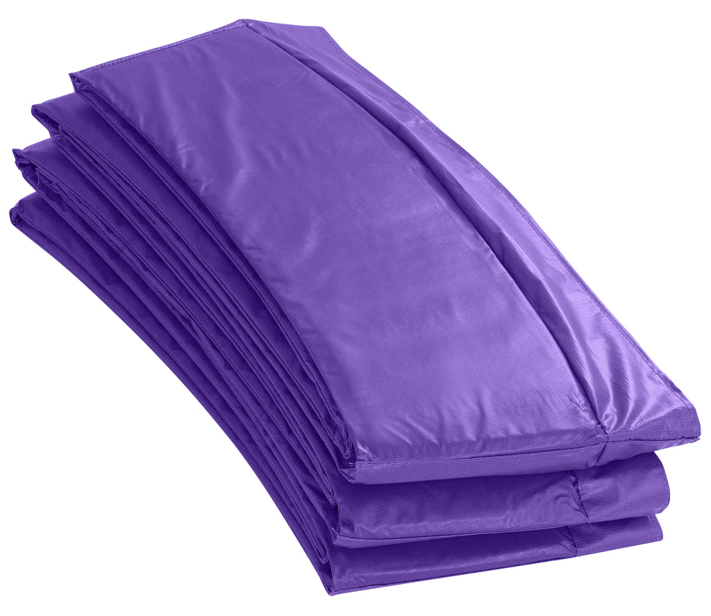 Upper Bounce  Super Spring Cover - Safety Pad, Fits 13 FT Round Trampoline Frame - Purple