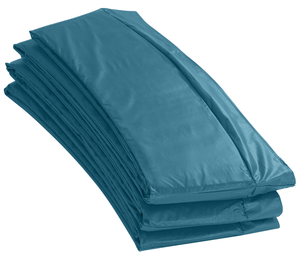 Upper Bounce  Super Spring Cover - Safety Pad, Fits 8 FT Round Trampoline Frame - Aqua