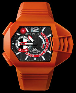 Beacon Orange Co Gas Detector Watch