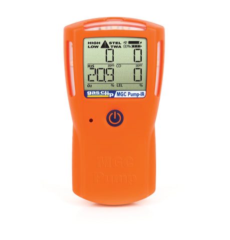 Multi Gas Clip Pump IR Detector
