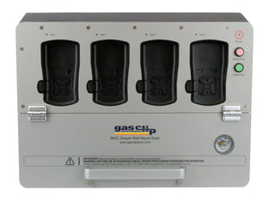 Multi Gas Clip Simple Wall Mount Dock