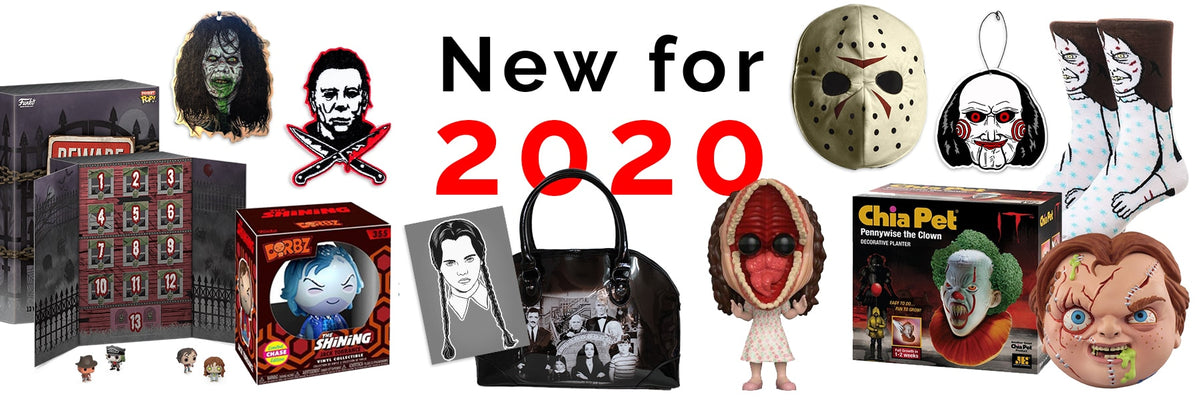 Classic Horror Shop New For 2020