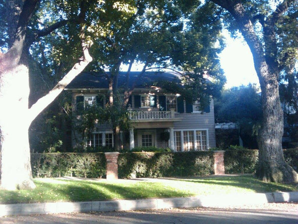 Doyle House from the Halloween movie