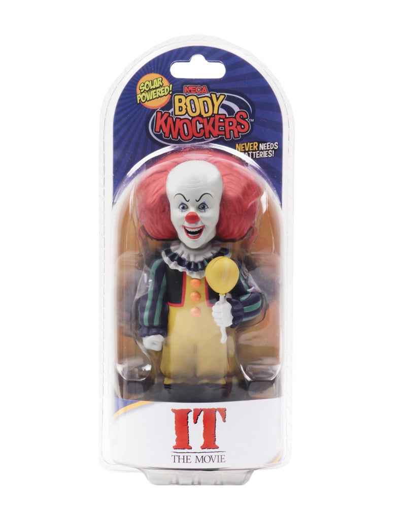 IT 1990 - Pennywise NECA Body Knocker-NECA-4-45464-Classic Horror Shop