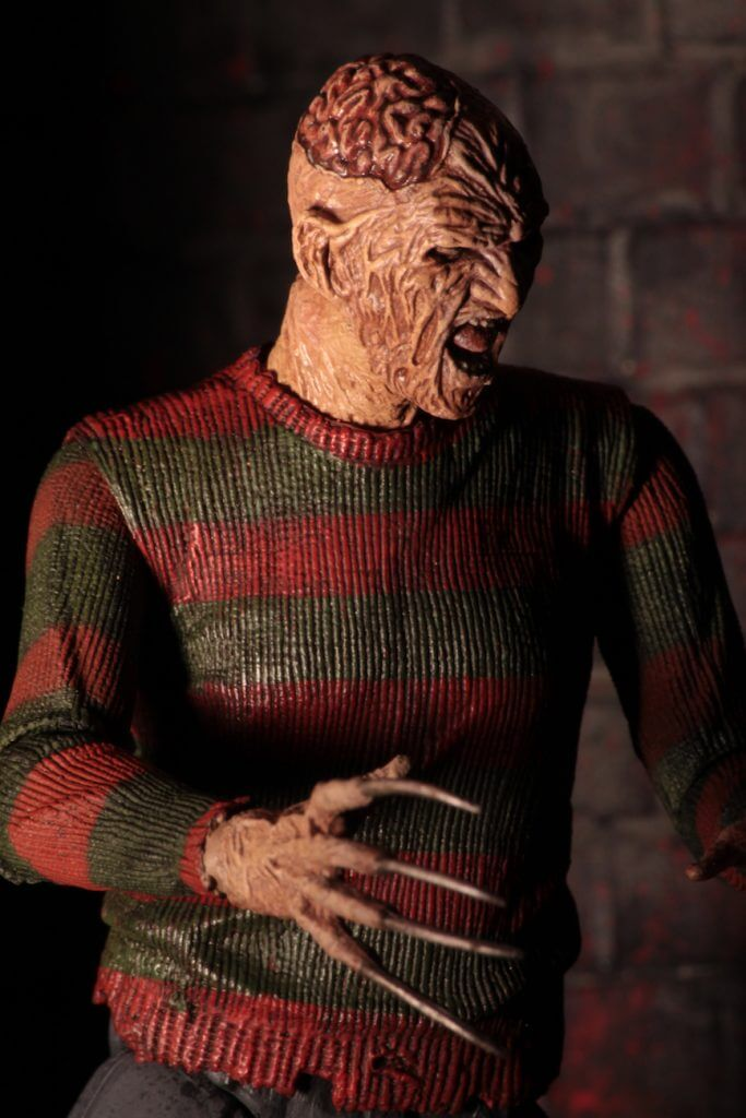 "A NIGHTMARE ON ELM ST - NECA Freddy Krueger 7"" Action Figure - Ultimate Part 2 Freddy-NECA-7-3989-Classic Horror Shop"