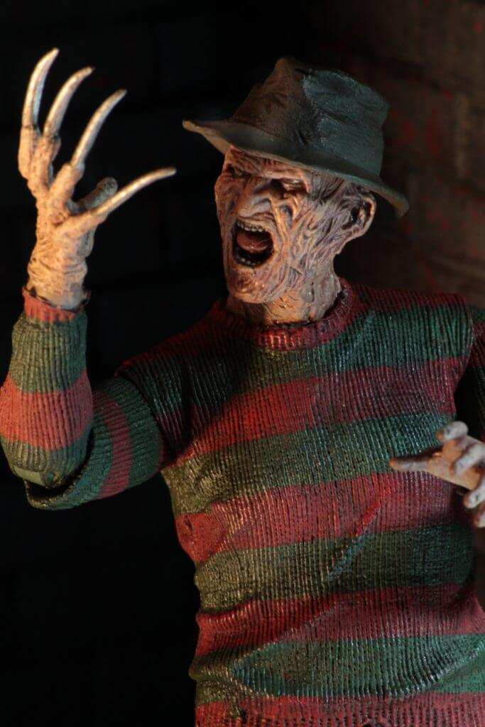 "A NIGHTMARE ON ELM ST - NECA Freddy Krueger 7"" Action Figure - Ultimate Part 2 Freddy-NECA-8-3989-Classic Horror Shop"