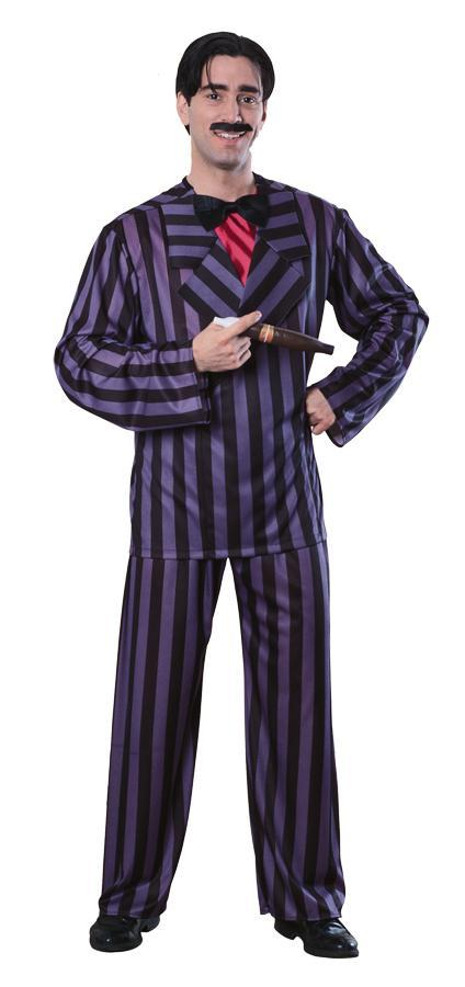THE ADDAMS FAMILY - Gomez Adult Costume-Costume-1-Classic Horror Shop