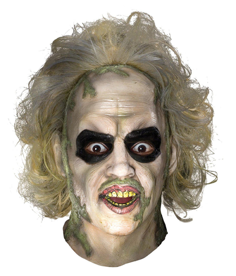 BEETLEJUICE - Overhead Latex Mask-Mask-1-RU-68175-Classic Horror Shop