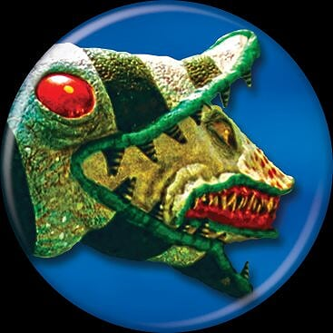 BEETLEJUICE - Snake Button-Button-1-82955-Classic Horror Shop