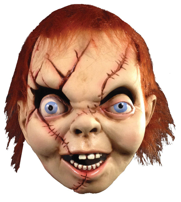 BRIDE OF CHUCKY - Chucky mask-Mask-1-TTUS115-Classic Horror Shop