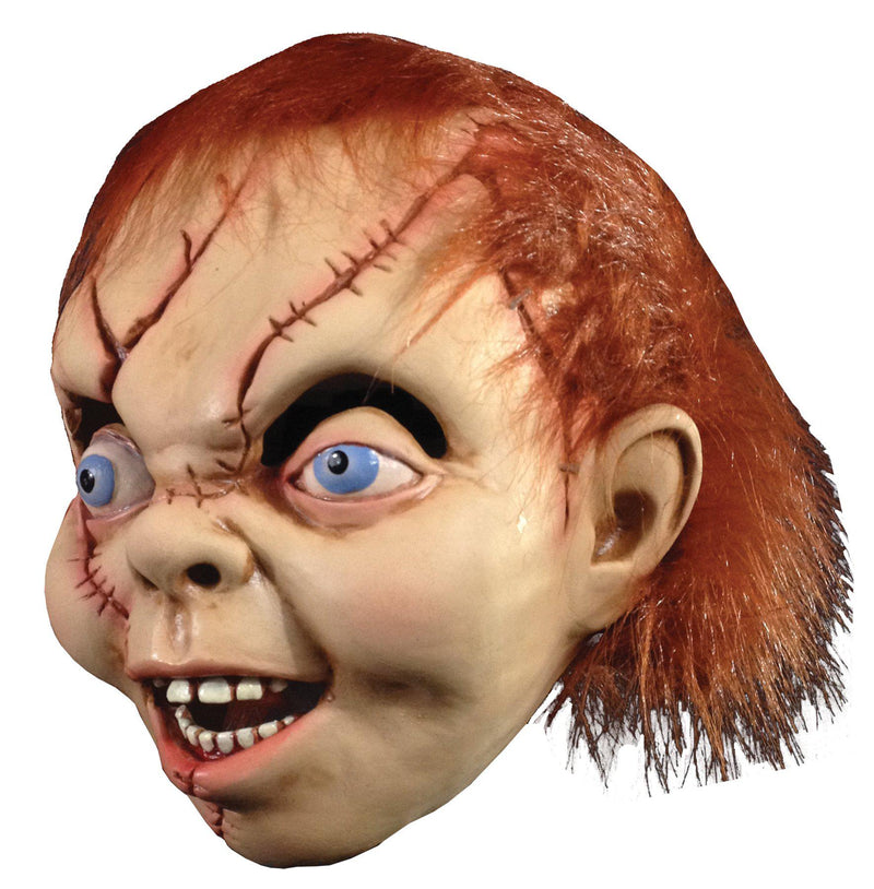 BRIDE OF CHUCKY - Chucky mask-Mask-2-TTUS115-Classic Horror Shop