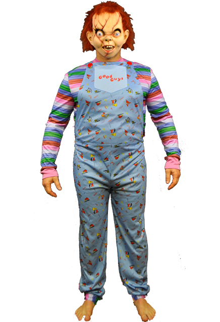 CHILD'S PLAY 2 - Adult Good Guys Costume-Costume-1-TTUS116-Classic Horror Shop