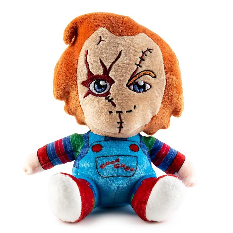 CHILD'S PLAY - Chucky Phunny Plush-Plush-1-KR15381-Classic Horror Shop