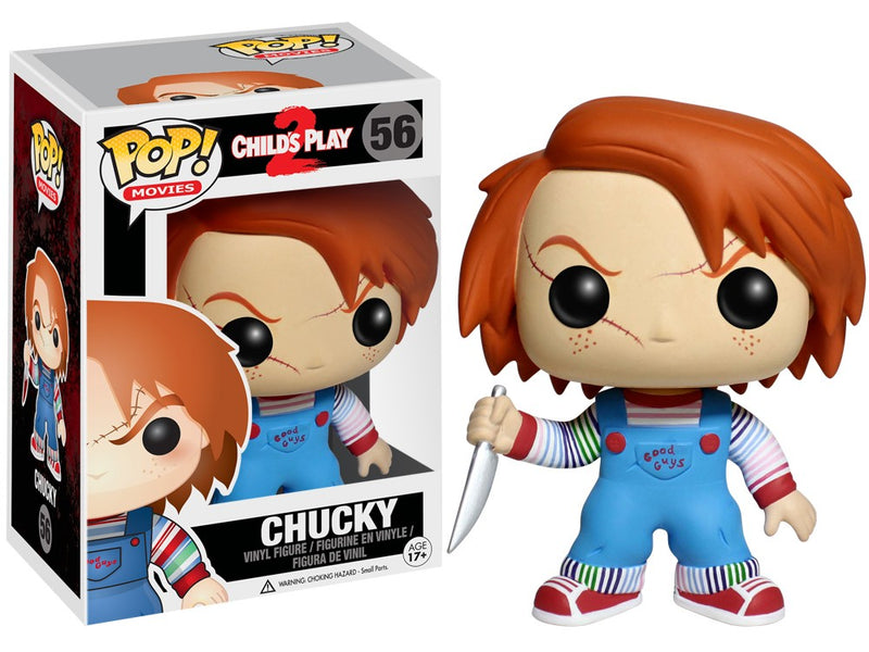 CHILD'S PLAY - Chucky Pop! Vinyl Funko-Funko-1-3362-Classic Horror Shop