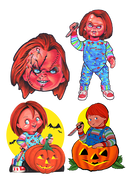 CHILD'S PLAY - Wall Decor-Decor-1-MCUS102-Classic Horror Shop
