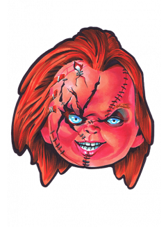 CHILD'S PLAY - Wall Decor-Decor-3-MCUS102-Classic Horror Shop