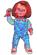 CHILD'S PLAY - Wall Decor-Decor-4-MCUS102-Classic Horror Shop