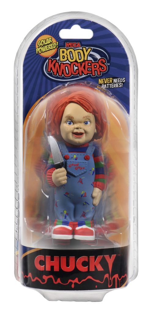 CHILD'S PLAY - Chucky NECA Body Knocker-NECA-1-42113-Classic Horror Shop
