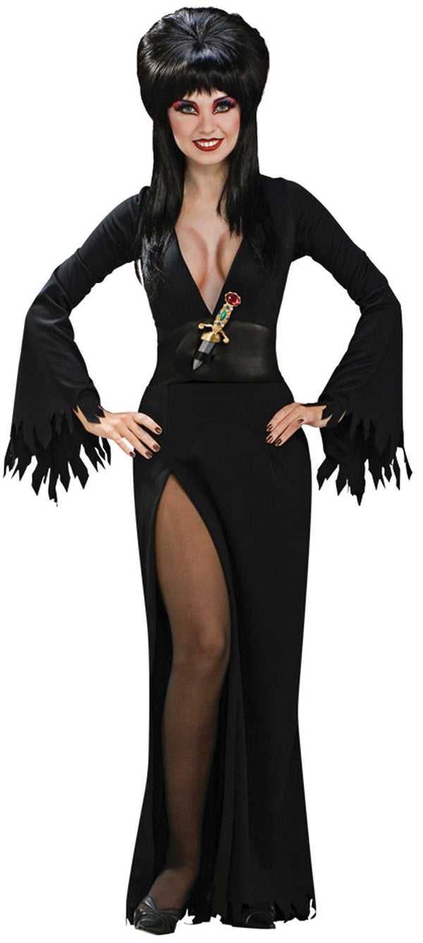 Elvira - Adult Women's Costume-Costume-1-Classic Horror Shop