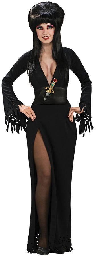 Elvira - Adult Grand Heritage Women's Costume-Costume-1-Classic Horror Shop