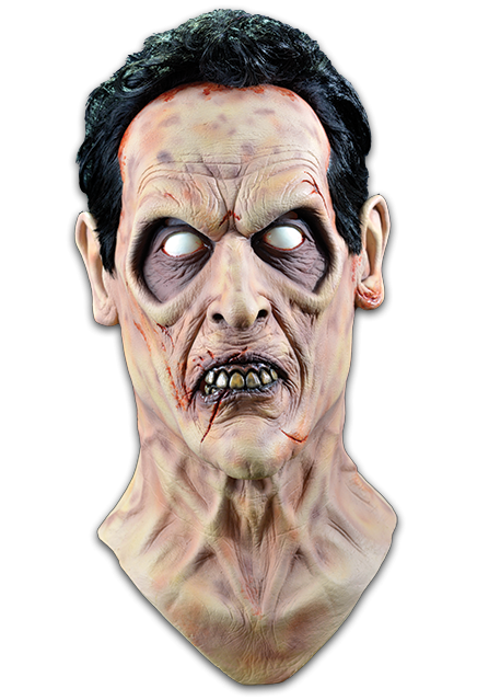 EVIL DEAD 2 - Evil Ash Latex Mask-Mask-1-MA-1032-Classic Horror Shop