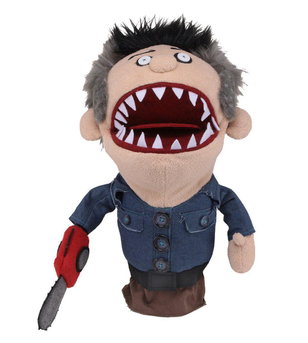 EVIL DEAD - Ash Prop Replica - Possessed Ashy Slashy Puppet-Prop-1-41969-Classic Horror Shop